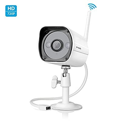 Zmodo 720P Outdoor Wireless Security Cameras