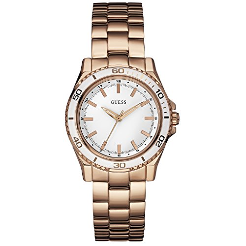 Guess W0557L2 Women's Sport Stainless Steel Bracelet Watch