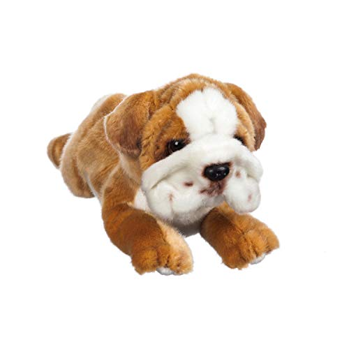 B. Boutique Bulldog Wildlife Adventures 12 inch Stuffed Plush -