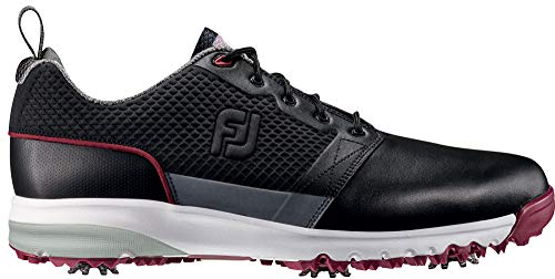 FootJoy Men's ContourFit Golf Shoes Black Size 11.5 M US
