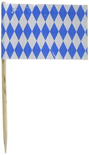 Oktoberfest Picks Party Accessory (1 count) ()