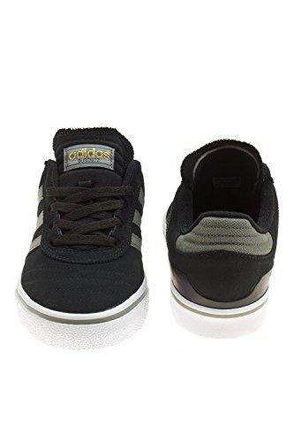 adidas Originals Busenitz Vulc Hombre Zapatillas - azul BLACK1/MIDCIN/RUNWHT Q33188