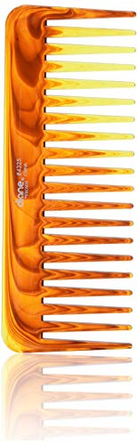 Tortoise Wide Tooth Comb 6 1/4'