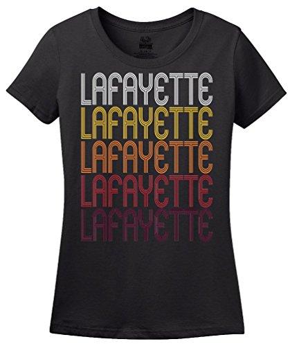 Lafayette, LA | Retro, Vintage Style Louisiana Pride T-shirt