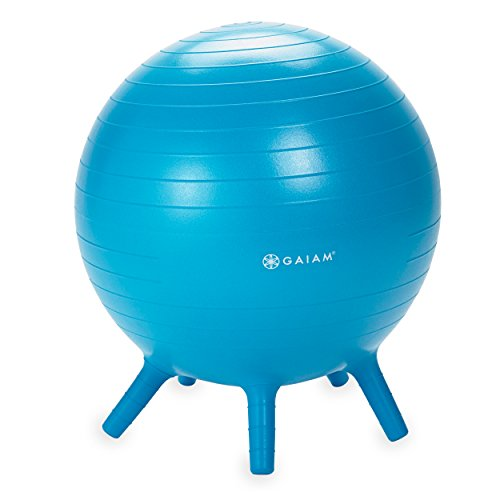Gaiam Kids Stay N Play Children S Inflatable Balance Ball