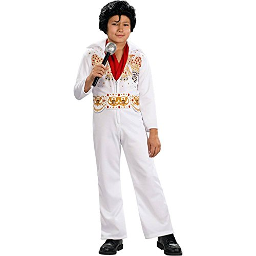 Elvis Presley Kids Costume - Large (12-14) (Elvis Costume For Kids)