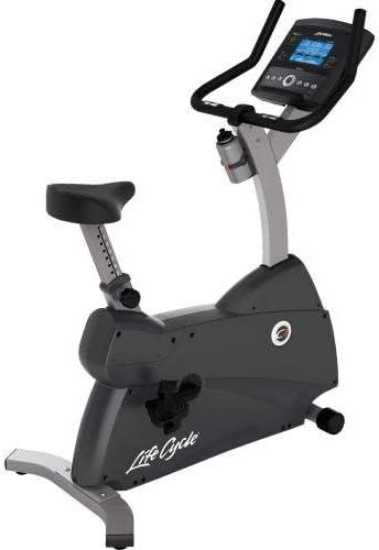 Life Fitness - Bicicleta estática C1 con Consola GO: Amazon.es ...