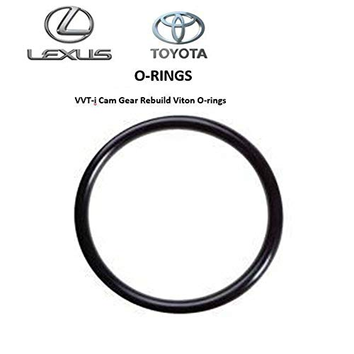 - VVT-i Cam Gear Oil Leak Rebuild O-ring Seal Toyota Lexus GS300, IS300, SC300 2JZ 1JZ VVTI
