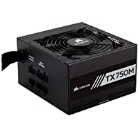 Corsair TX-M Series TX750M 80 PLUS Gold 750W Power Supply