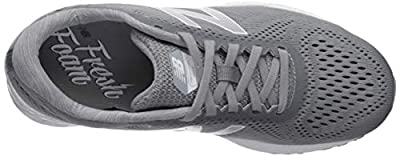 New Balance Women's Fresh Foam Arishi V1 Running Shoe, Steel, 9 D US