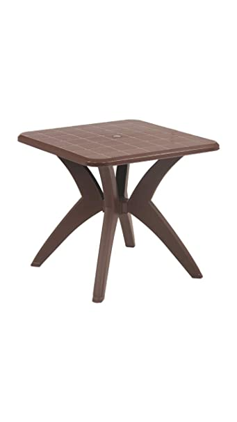 Supreme Dinner Dining Table, Globus Brown (4 Seater)