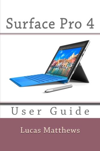 Price comparison product image Surface Pro 4: User Guide