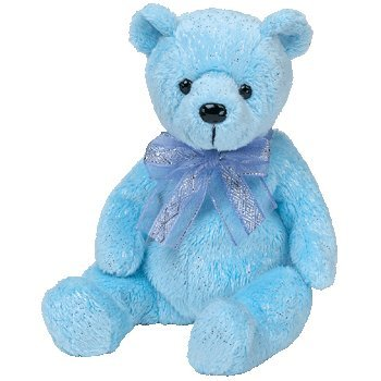 TY Beanie Baby - LANI the Bear (Lani Gray)