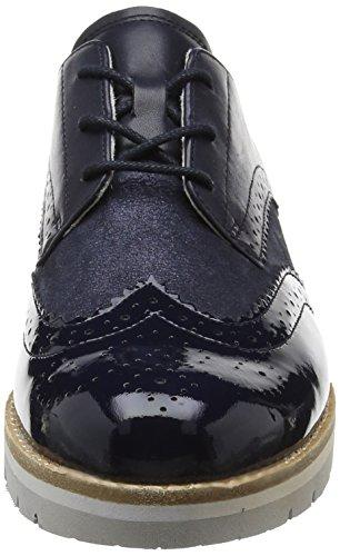 Zapatos Navy Brogue Shoes Ocean Azul 62 26 Gabor Mujer SxgwREv