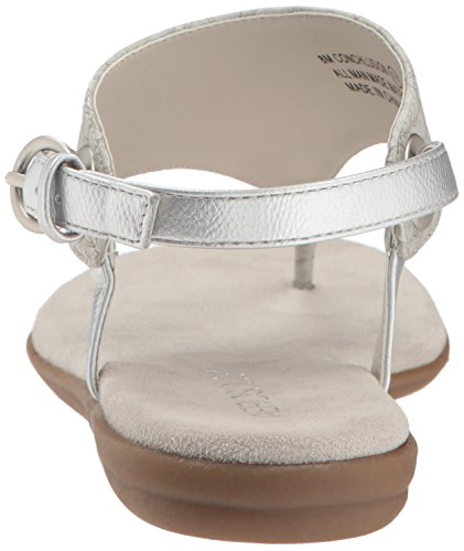 Sandal Aerosoles Gladiator Women's Silver Snake Conchlusion ptxwfqrBt