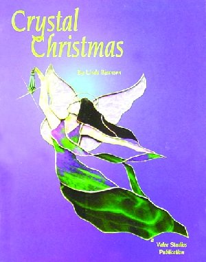 CRYSTAL CHRISTMAS Stained Glass Pattern Book