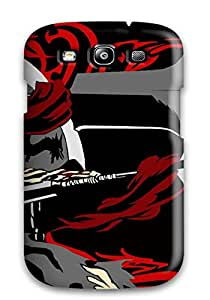 Rolando Sawyer Johnson's Shop New Premium MarvinDGarcia Bleach Skin Case Cover Excellent Fitted For Galaxy S3