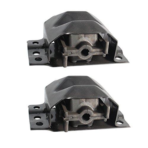Truck Mount Motor Gmc (2pc Motor Engine Mounts - Front Left & Right - for 88-02 GMC/Chevrolet Trucks)