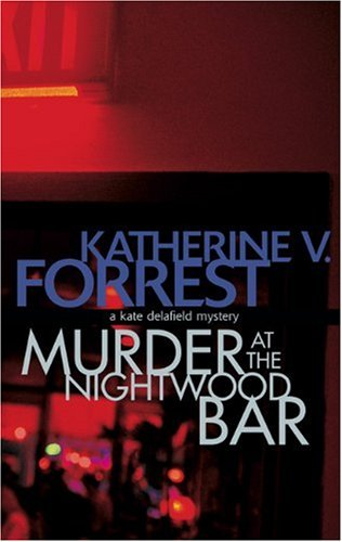 book cover of Murder At the Nightwood Bar