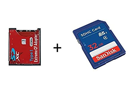 Compact Flash UDMA lector tarjetas SD Wifi SD SDHC SDXC a CF ...