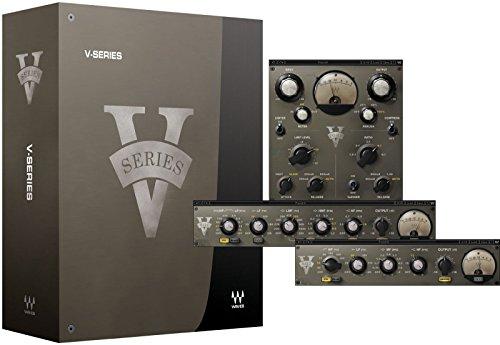 Waves V Series Audio Plug In Bundle (Pro Tools - Tdm Audio