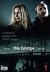 In Swedish and Danish with English Subtitles  A woman is found murdered in the middle of the Oresund Bridge, on the border between Sweden and Denmark. Police from both countries are called to the scene and what looks like one murder, turns ou...
