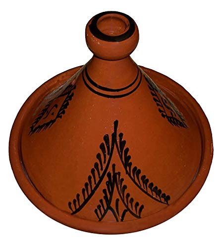 Moroccan Cooking Tagine Red ()