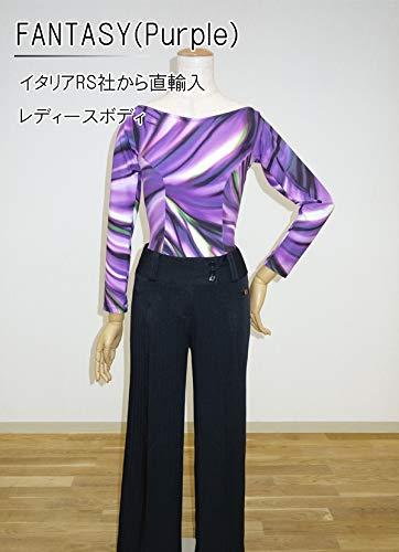 憧れの (アールエスアトリエ) RS Small Atelier 「Fantasy Purple」|トップス(ボディタイプ)| B07JNPBB8Z 「Fantasy 社交ダンス|レッスンウェア|ダンス|レディース|マリグラント|女|女性|ストレッチ B07JNPBB8Z Small, にゃんともわんとも:dfe0d836 --- a0267596.xsph.ru