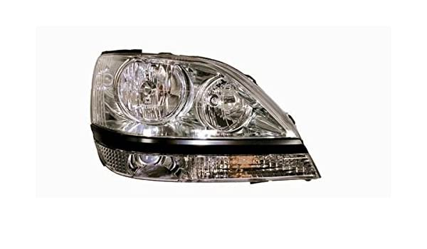 Replacement Headlights Head Lights Front Lamps Fleetwood Southwind 2009-2015 RV Motorhome Pair Left /& Right