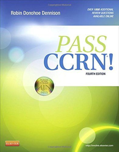 Pass CCRN! by Mosby