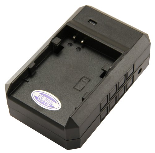 STK's Canon NB-4L Battery Charger for Canon ELPH 330 HS, ELPH 300 HS, VIXIA mini, ELPH 100 HS, ELPH 310 HS, Powershot SD1400 IS, SD750, SD1000, SD600, SD1100 IS, SD630, SD400, SD450, SD780, CB-2LV