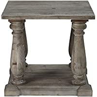 Burnham Home 17112 Kloss Side Table