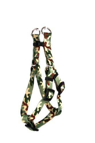UPC 844360008470, Yellow Dog Design Step-In Harness, Small, Camo
