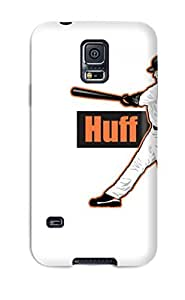 Brand New S5 Defender Case For Galaxy (san Francisco Giants )