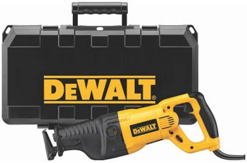 DEWALT Reciprocating Saw, 13-Amp DW311K
