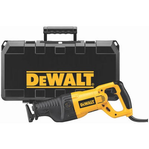 DEWALT Reciprocating Saw, 13-Amp (DW311K)