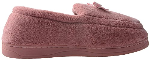 Indoor Slippers Loafer Outdoor Velvet Non Unisex Rose Slip UIESUN House nqCHEZYBn