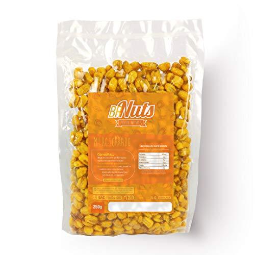 Milho Espanhol (Sabor: Mel e Mostarda) - 0,25 Kg