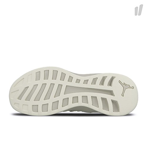 Nike Nike Jordan Clutch - Zapatillas de Piel para hombre crema Light Bone-Light Bone-Sail 45 EU