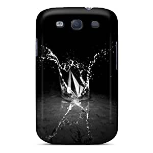 Shockproof Hard Cell-phone Cases For Samsung Galaxy S3 (Wtl9569hFZn) Customized Beautiful Volcom Image hjbrhga1544
