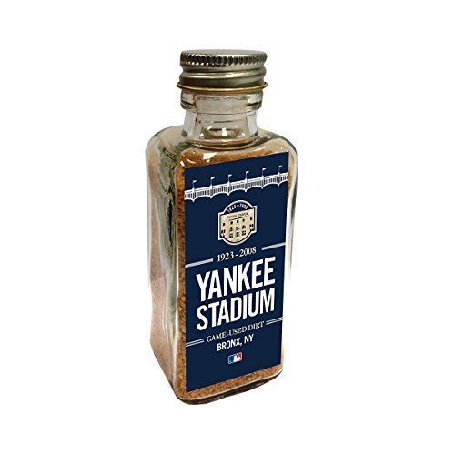 - Steiner Sports New York Yankees Old Yankee Stadium Dirt Jar