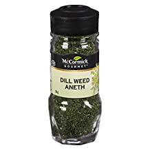 McCormick Gourmet, Premium Quality Natural Herbs & Spices, Dill Weed, 20g
