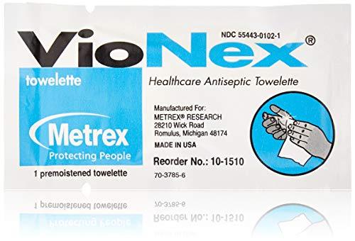 UMIMVSW078510 - VioNex Antimicrobial Hand Wipes, 50/BX