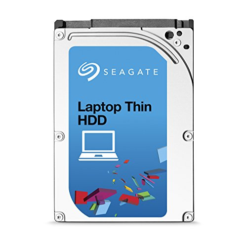 Seagate 2 TB Laptop HDD SATA 6 Gbps, 9.5 mm, 2.5 inch Internal Hard Drive