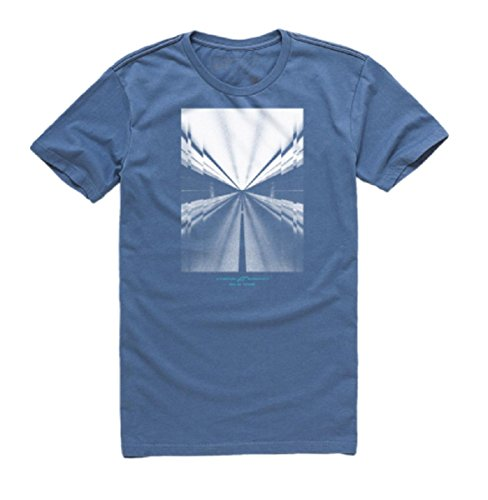 Dark shirt Small Alpinestars Rush T Blue wFd8Uqx
