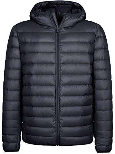 Buy mens puffy jacket with hood