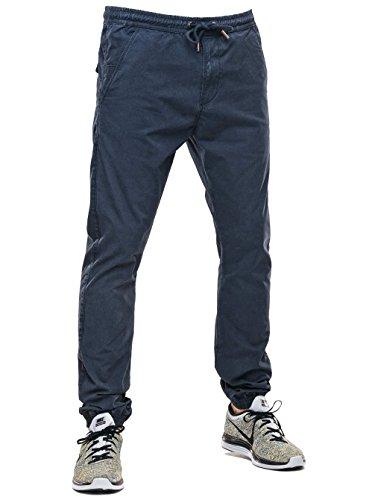Jogger Ginnico Jeans Pantalone Navy Pantaloni Uomo Reell 78UnXW