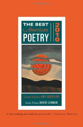 The Best American Poetry 2010: Series Editor David Lehman