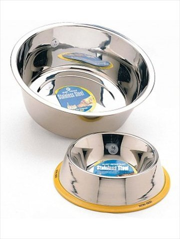 Mirror Finish No Tip Dish Capacity: 16 oz. (Dish Mirror Tip)