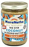Maranatha All Natural Coconut Almond Butter - Creamy 12 Oz (Pack Of 12)